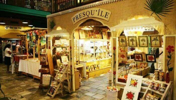 Le Craft market