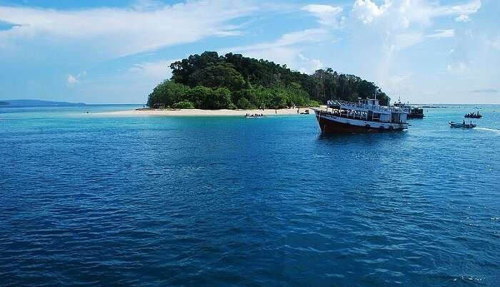 marine national park andaman