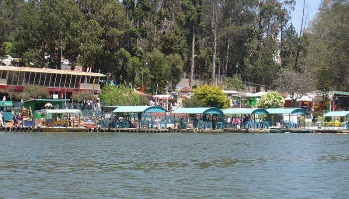 Ooty Boat House