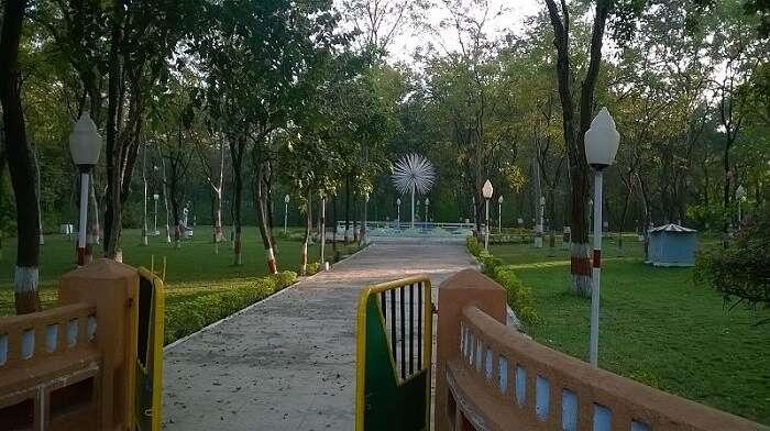 park in raipur