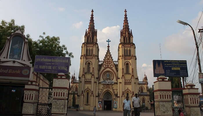 Church in Madurai