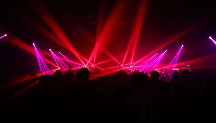 Lightening Show