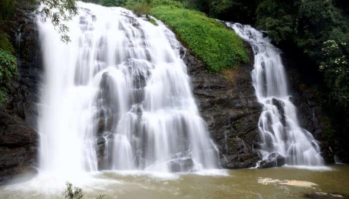 Abbey Falls View