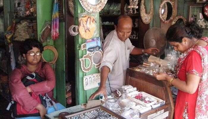Aberdeen Bazaar In Andaman