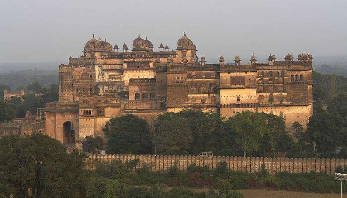 Tikamgarh Fort