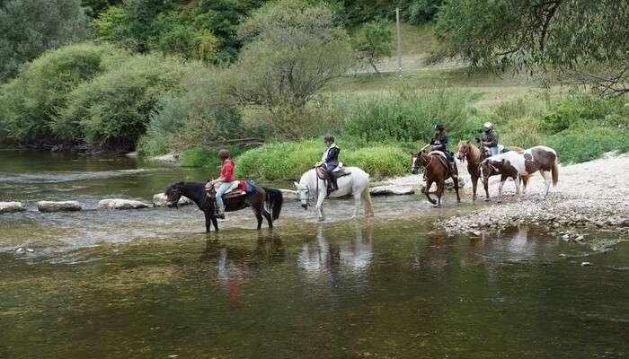 Adventure Horse Riding