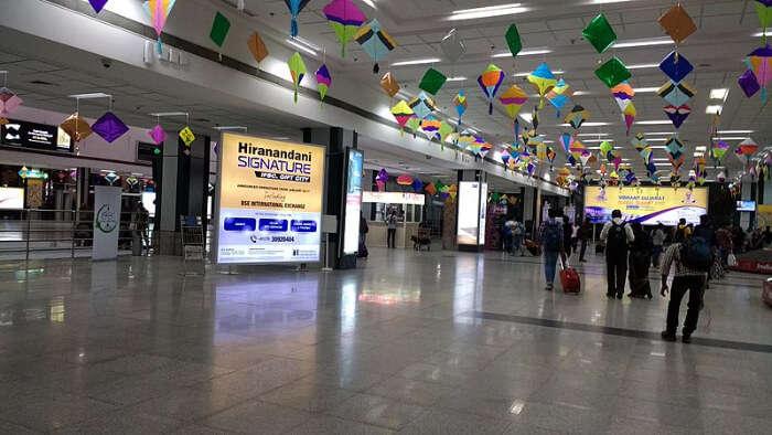 Airport In Ahmedabad