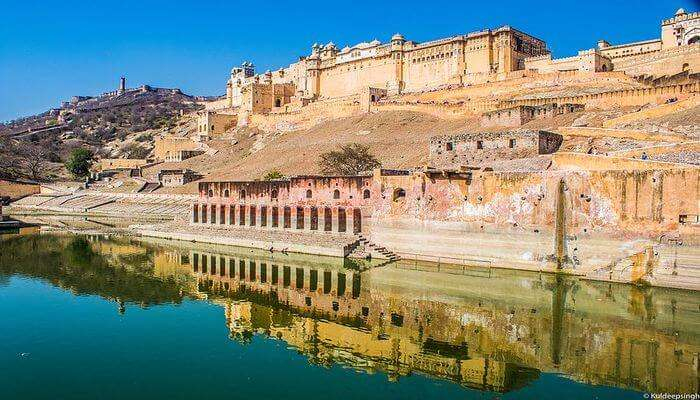 Amber Fort of Jaipur