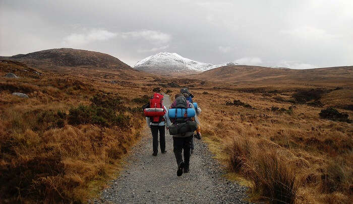 the best backpacking tips for Ireland