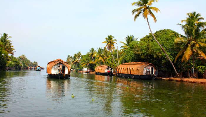 Boathouse Cruise
