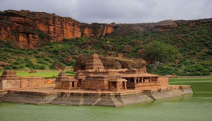 Badami in Karnataka