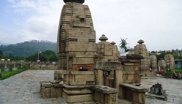 Popular Monument in Uttarakhand