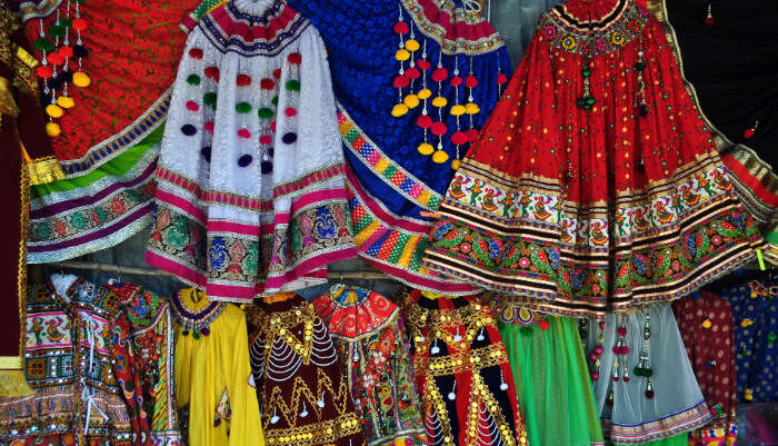 View of bazaza Bazar