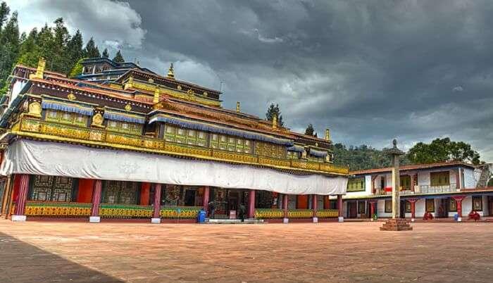 monastery anytime