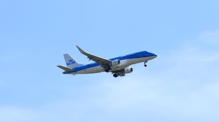 Flying Aeroplane