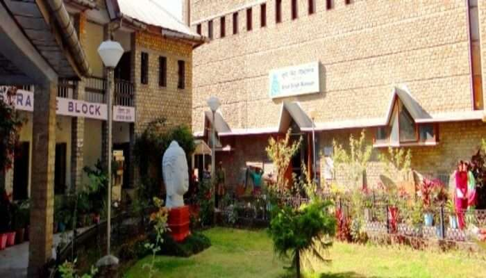 Bhuri Singh Museum View