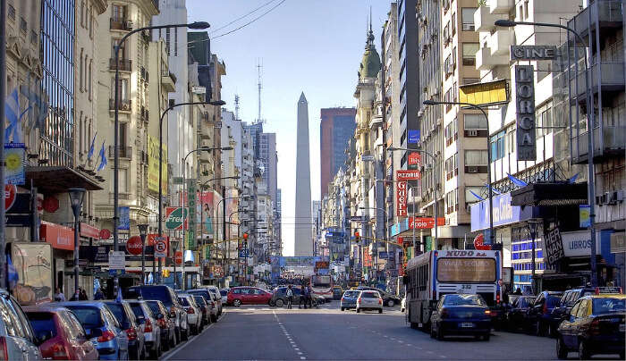 Street of Argentina