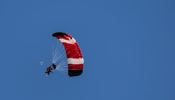 Paragliding Place in Sikkim