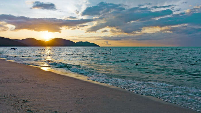 Beautiful Beach in Andaman
