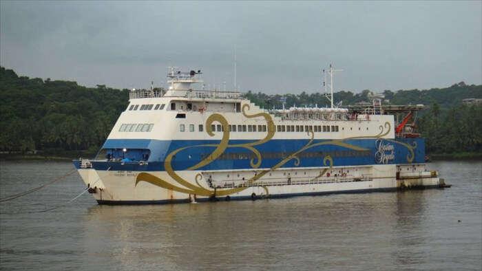 Casino-Pride boat