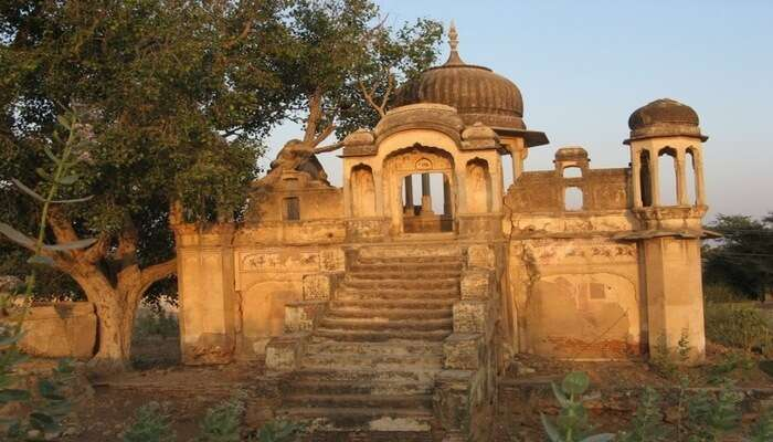 Cenotaph of Sardul Singh