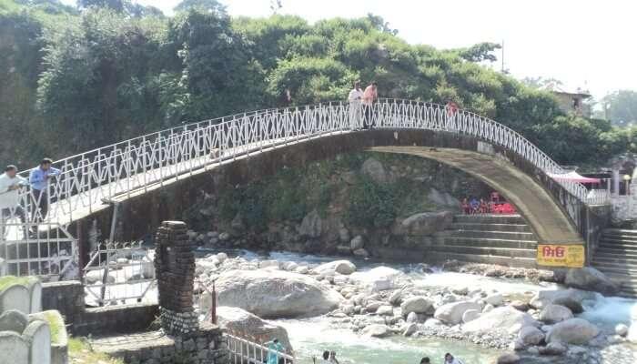 bridge temple