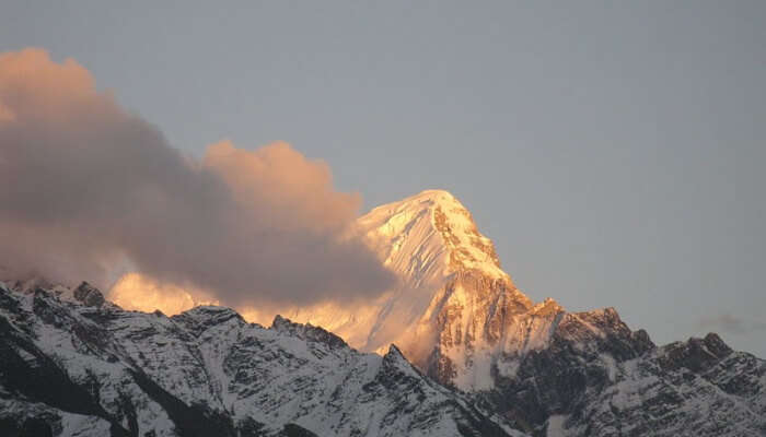 Charang Chitkul Pass Trek