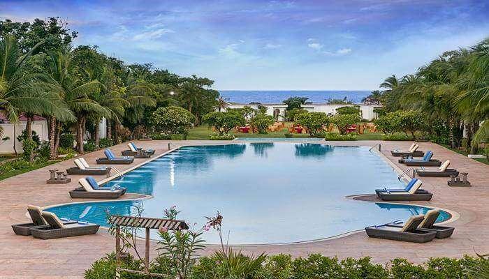 Chariot Beach Resort View