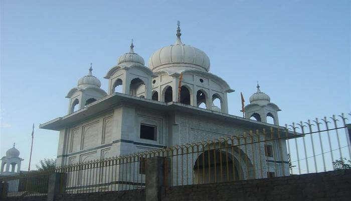 Gurudwara View