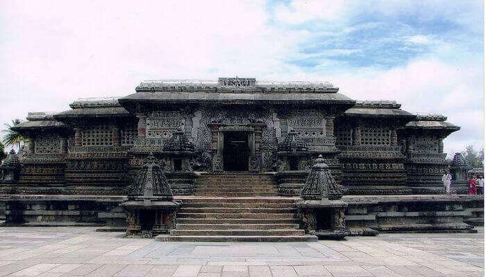 Chennakesava Temple View