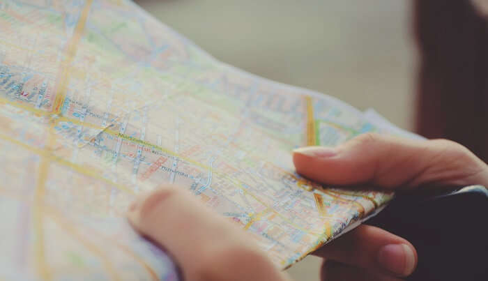 select any place that's within your budget