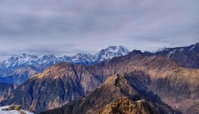 Himalaya Hills Snow Mountains