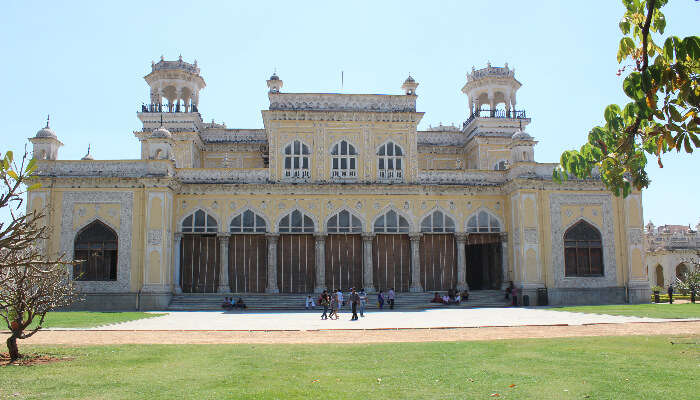 View of Chowmahalla palace