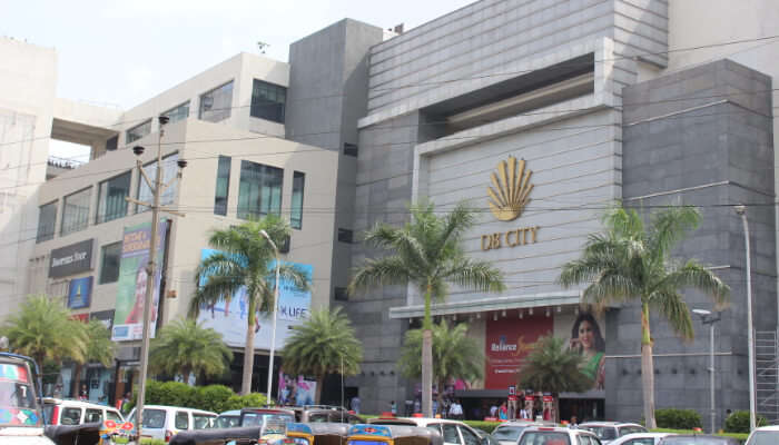 Mall Front Side