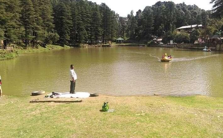 Dal Lake View