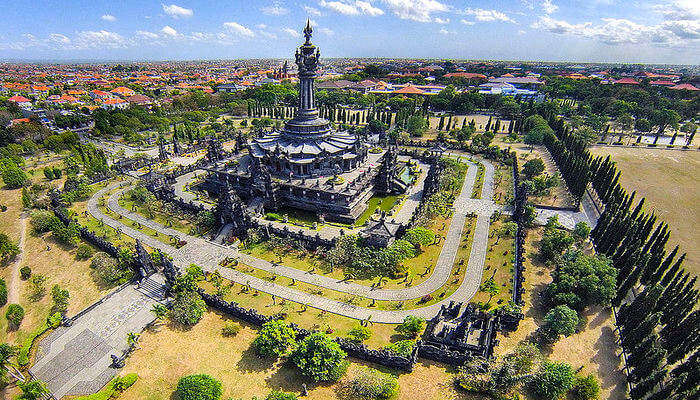 Denpasar In Bali