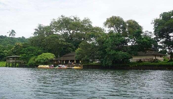 Dhamapur Lake
