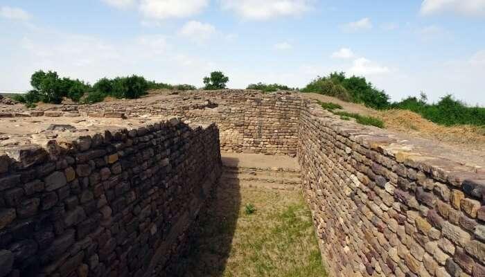 Dholavira  In Kutc