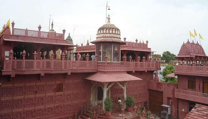 Digamber Jain mandir in Jaipur