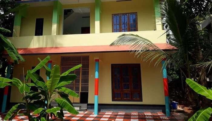 Dinil's homestay