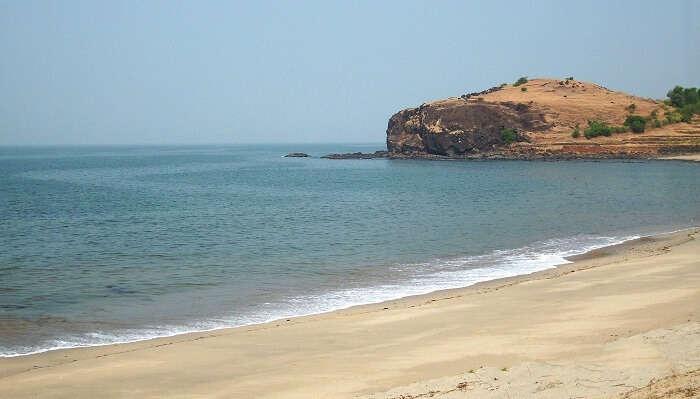 Beaches near Harihareshwar