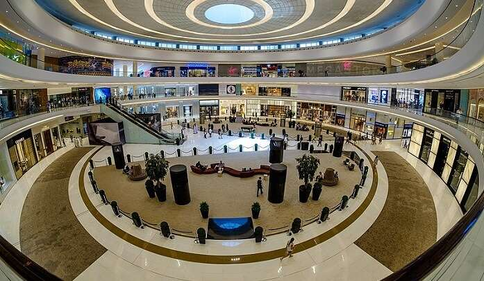 largest mall in the world