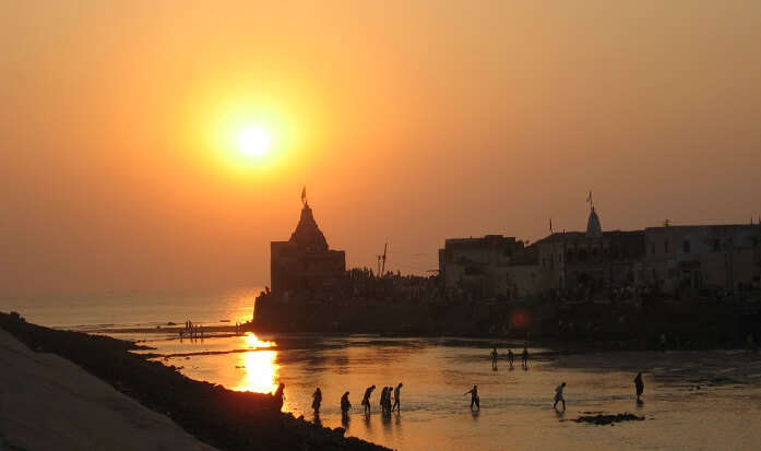 birthplace of Lord Krishna, Dwarka