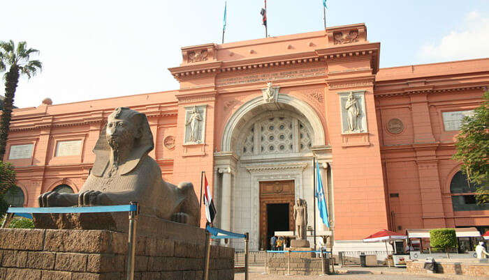 Egyptian Museums