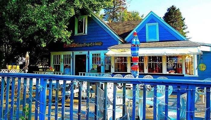 Ella Town Cafes