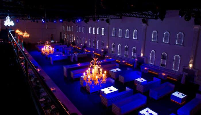 Nightclub Decoration