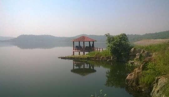 Pitamahal Dam
