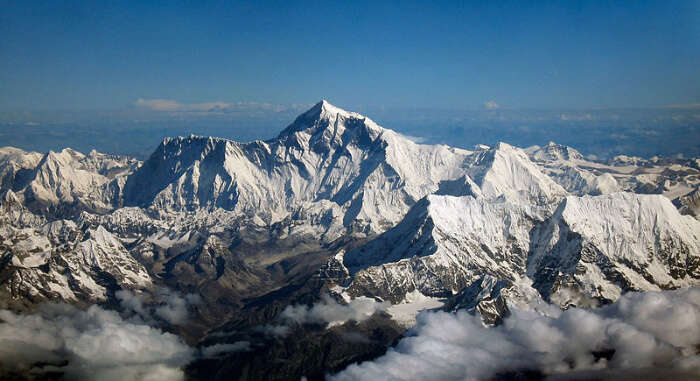 Everest Mountains
