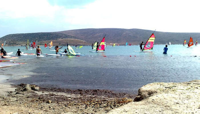 Experience Windsurfing