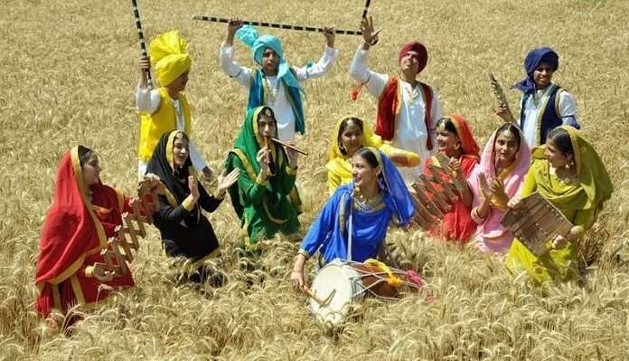 celebrations are in full swing during Baisakhi, Lohri